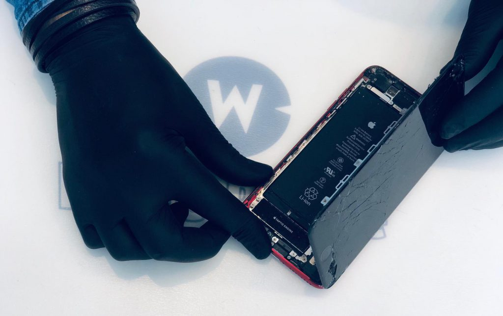 Telefoon reparatie Groningen - White Phone